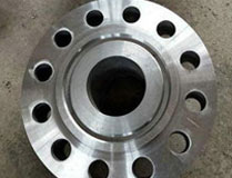 AS slip-on raised face forged flange