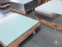 2014 16mm thick aluminum plate