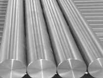 60mm 6063 Aluminium Rod