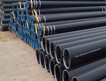 API 5L Grade X65 PSL2 Seamless Carbon steel line pipe