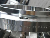 Alloy Steel ASTM A182 F11 Forged thread Flange