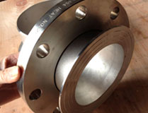 ASTM A182 F51 Lap Joint Flange Duplex Stainless Steel Flange