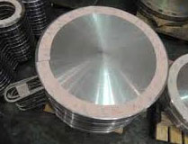 ASTM A815 F51 3/4 Inch Class 150 RF ALLOY Steel Flange C-625 Spectacle/Spade Blind Flange