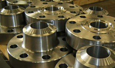ASTM A182 Low Alloy Steel flanges