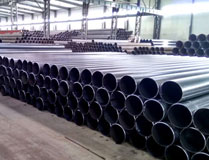 Black ASTM A672 Seamless Pipes, Size: 1/2 Inch And 3 Inch