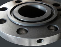 Weld Neck Flange 8Inch CL1500 Ring Type Joint CS ASTM A694 F-60 Normalized Sch160