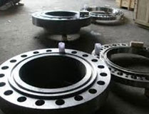 Forged ANSI B16.5 Welded Neck ASTM A694 Alloy steel Flange