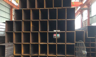 Corten Steel Pipe And Tube Astm A847 Hss Welded Square Pipe Supplier