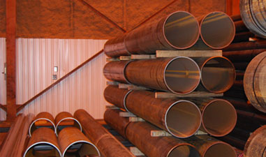 Corten Steel Pipe and Tube