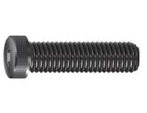 Half Thread Allen Bolts, Grade: 10.9