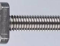 T hammer head Bolts High Tensile Strength Fastener M8 X 25