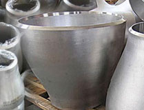 Nickel Alloy Steel Pipe Fitting 3'' x 1-1/4'' SCH80 Inconel 600 Concentric Reducer