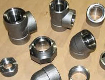 Inconel 600 Forged Fittings, Size: 3 inch
