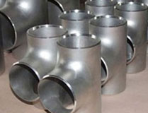 1/2 inch to 24 inch Inconel 600 Tee