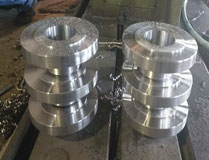 ASTM b16.47 plate rf 600# nickel alloy inconel 600 flanges