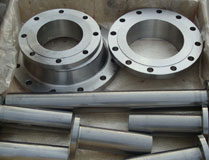 Forged ASME B16.5 Inconel 600 UNS N06600 Nickel Alloy LJ Flanges Lap Joint Flange