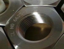 M24 stud bolt price nut and bins inconel 625