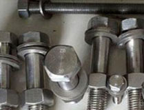 M-3 To M 100 Monel 400 Fasteners