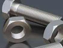 Monel K500 fasteners bolt nuts