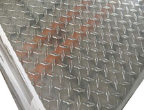 Stainless Steel Chequered Plate11