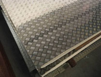 Stainless Steel Chequered Plate2