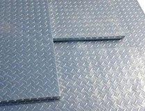 Stainless Steel Chequered Plate3